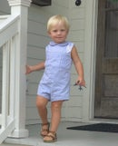 Image 2 of 4T Ready-To-Ship Chambray Button-on Suit