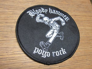 Image of embroided patch