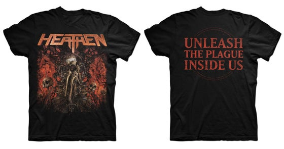 Image of Unleash The Plague T-Shirt