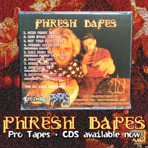 "Image of ""Phresh Bapes"" Pro CD"