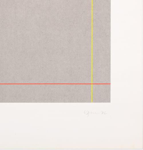 Image of Winfred Gaul, Markierungen II, 1972