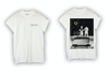 Reefhouse T-shirt Transit-Bandit Edition in White
