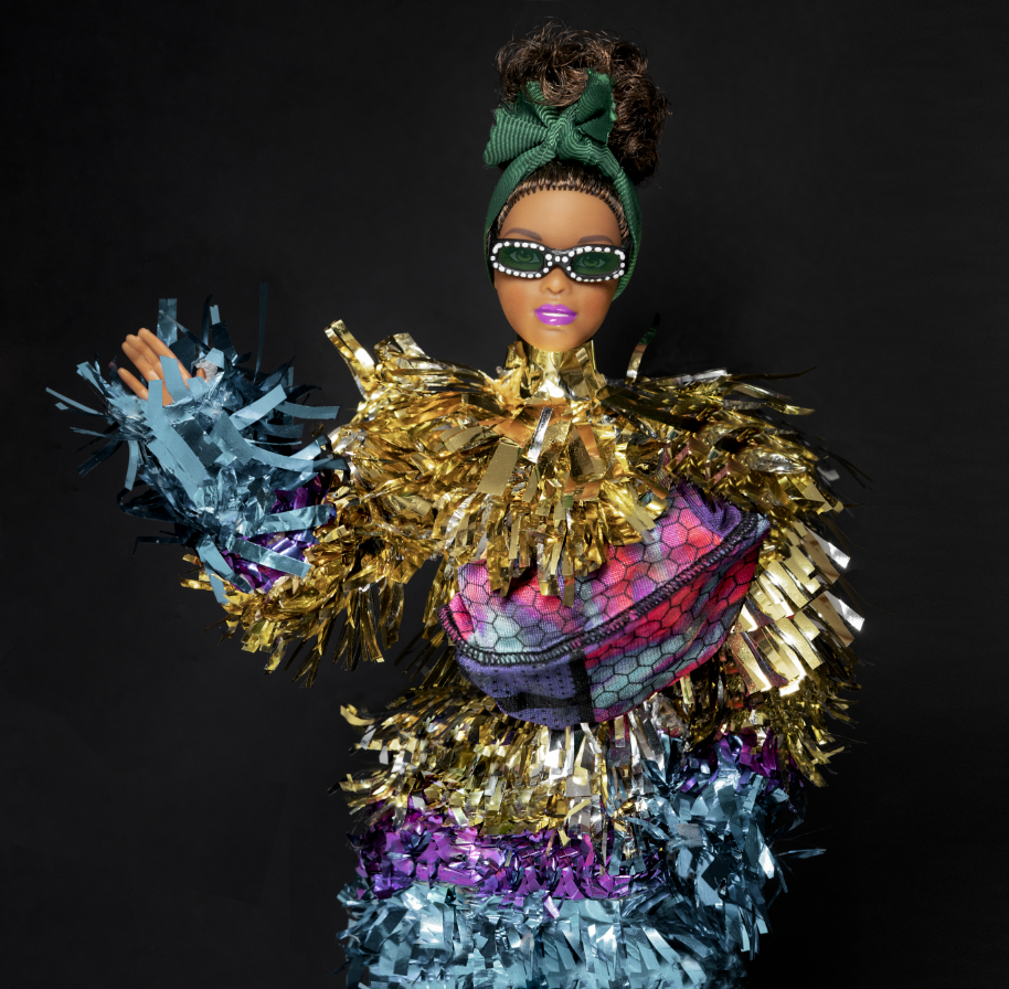 Image of AfroDoll Festive