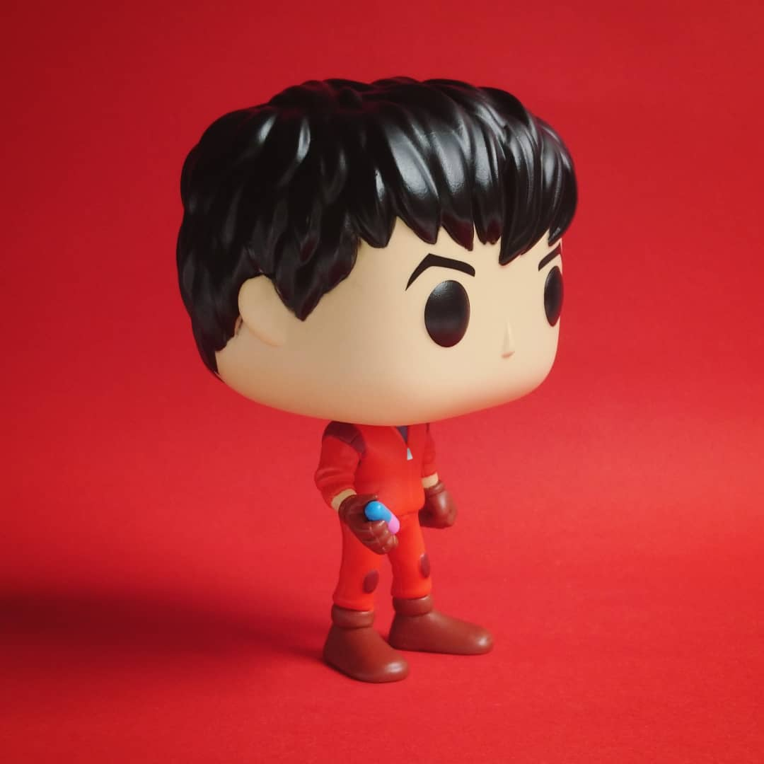 Image of Akira - Custom Funko Pop Vinyl Figure