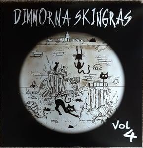 Image of VARIOUS 'DIMMORNA SKINGRAS VOL. 4' LP (SWEDEN) (IMPORT)