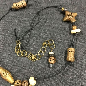 Image of Tribal Sea Necklace