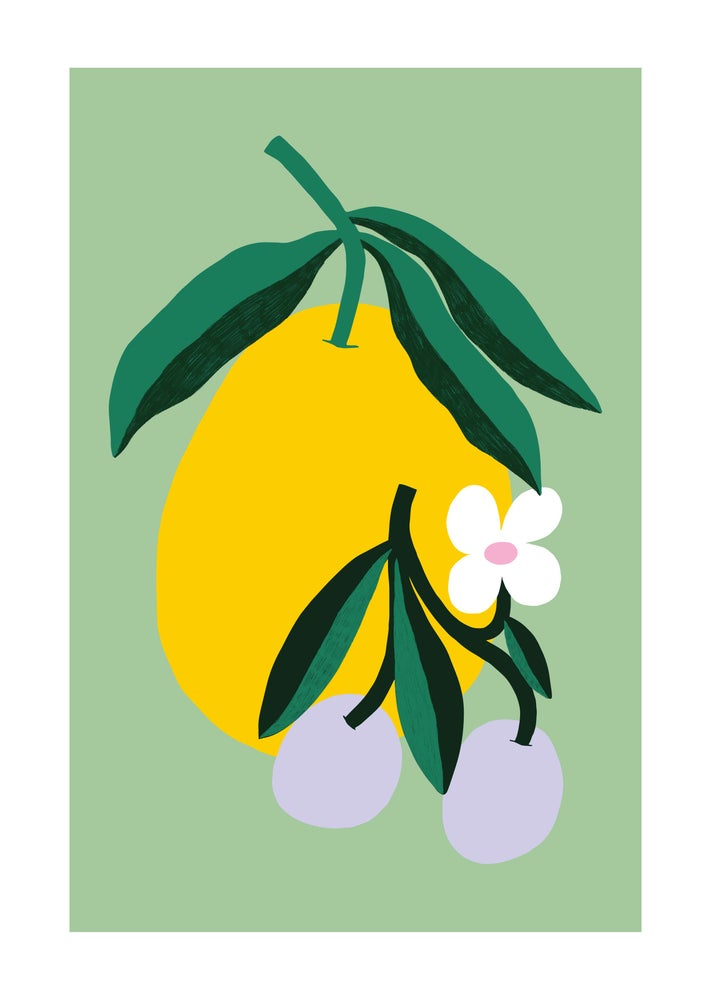 Image of Lemonade  / A4