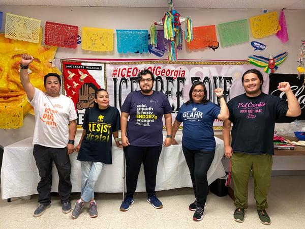 Image of Resistance GLAHR T-shirts