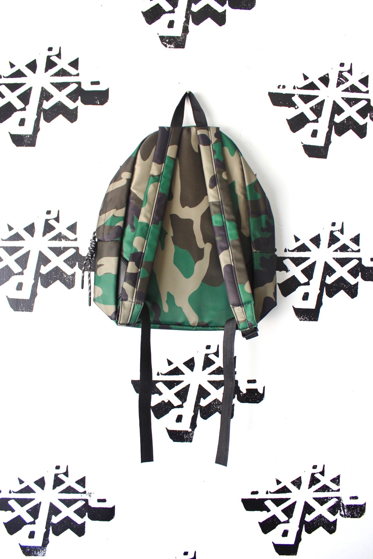 Image of came equipped backpack in camo