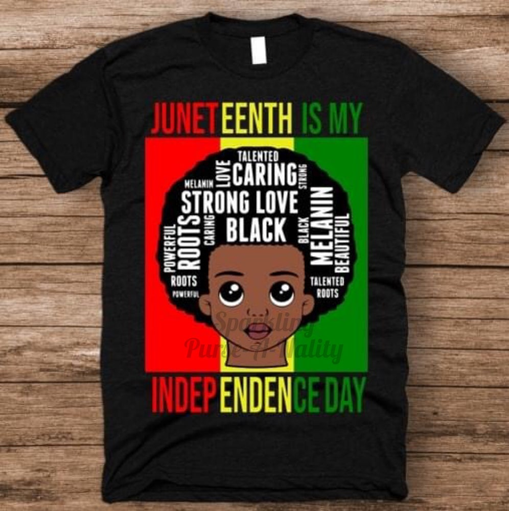 Image of Juneteenth Kids (Boy or Girl)