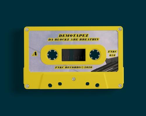 Image of Demotapez - Da Blockz Are Breathin (Cassette)