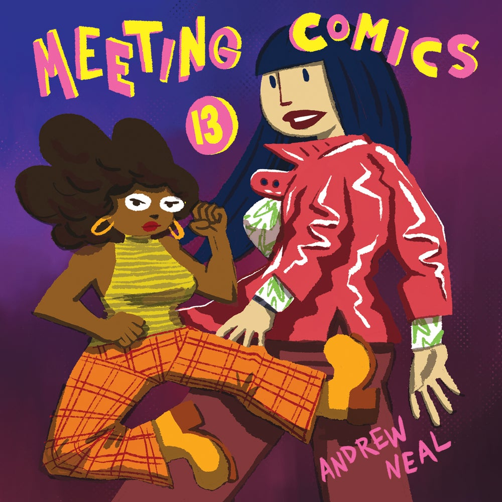 Image of Meeting Comics #13