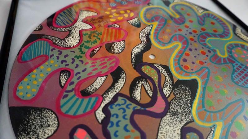 """Vinyl Doodles"" - Vinyl Mash Up"