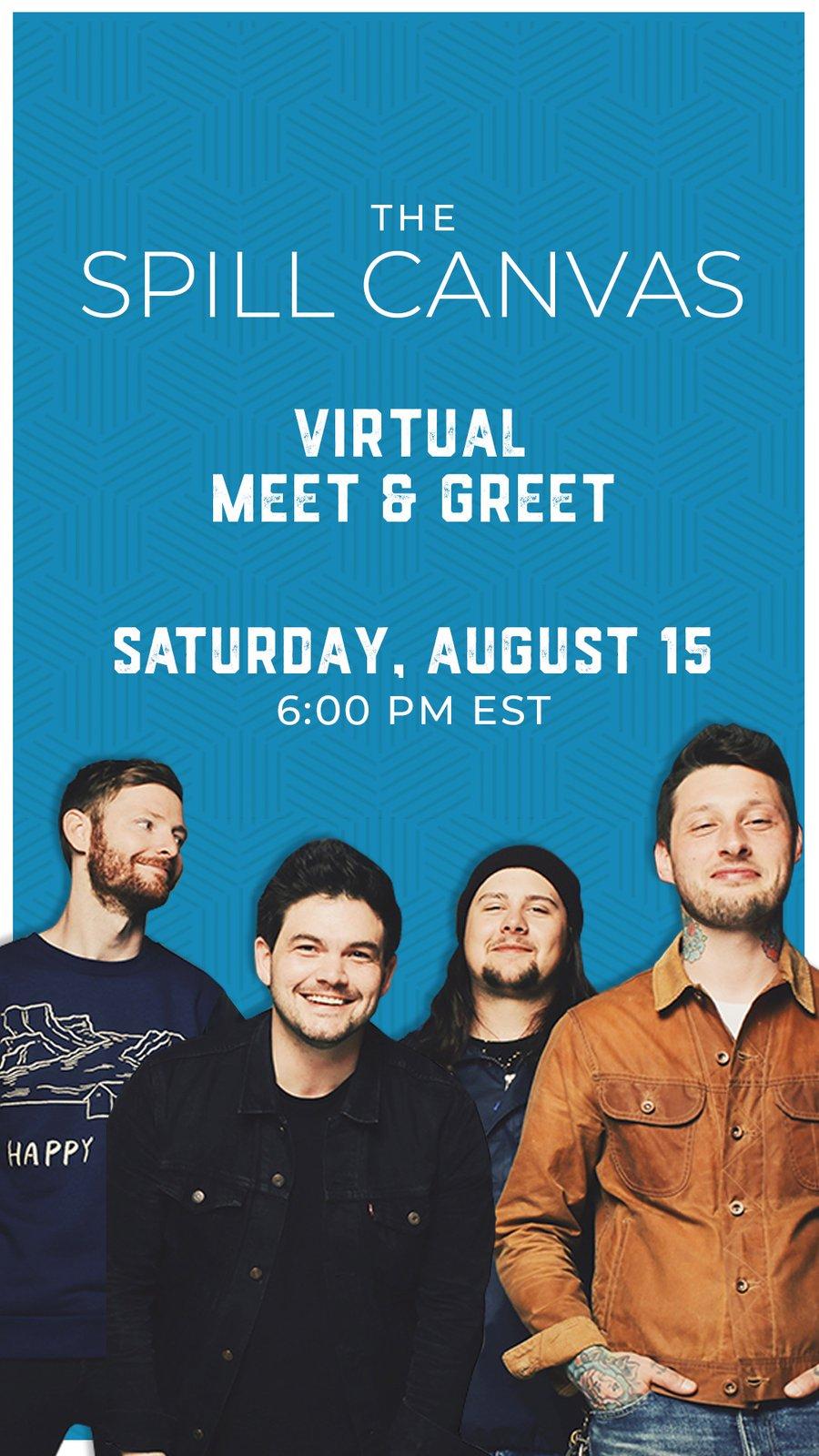 Image of Virtual Meet and Greet