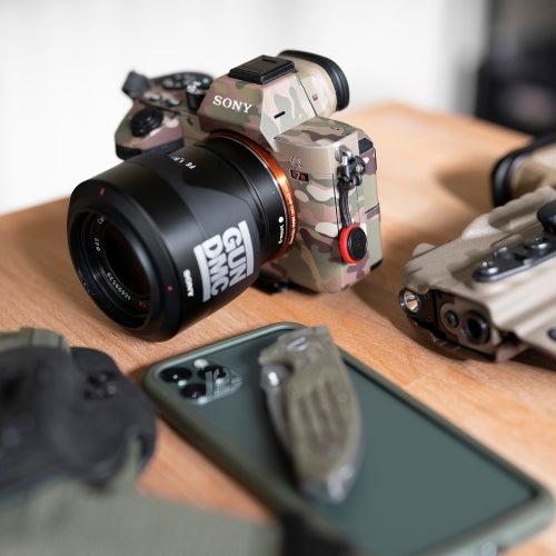 Image of Beta Sale // 3M Official Multicam Mirrorless Camera Skins