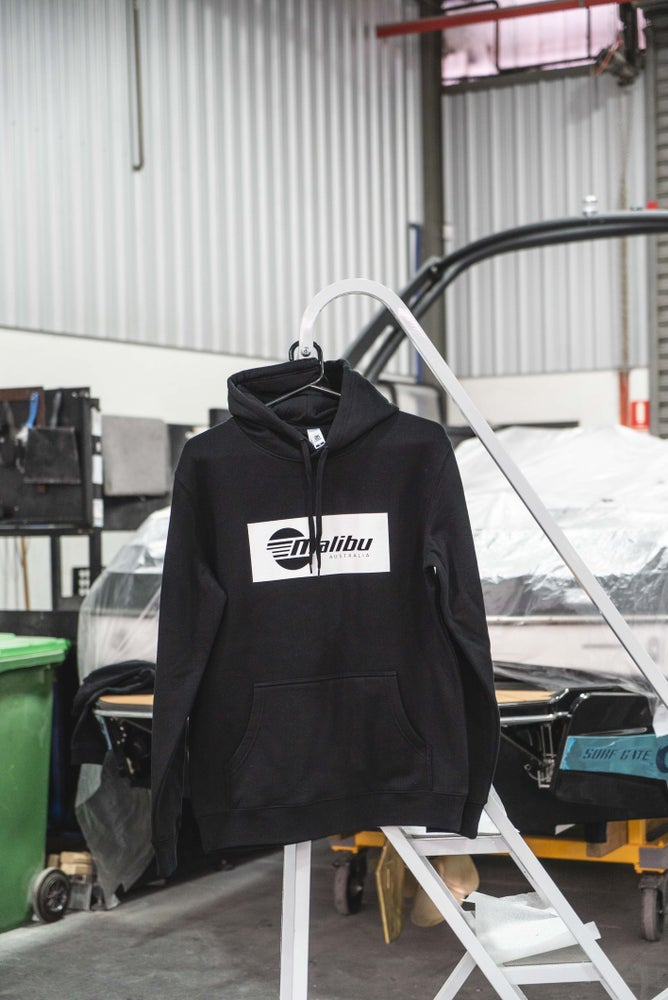 Image of NEW Malibu Hoodie - Black