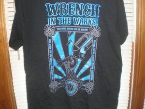 Image of World War 2 Mock Poster shirt