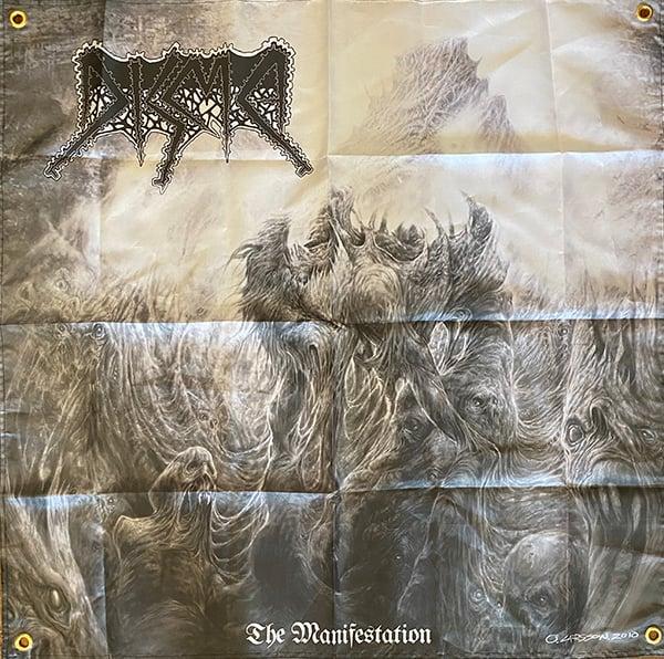 "Image of Disma ""  The Manifestation ""  Flag / Banner / Tapestry"