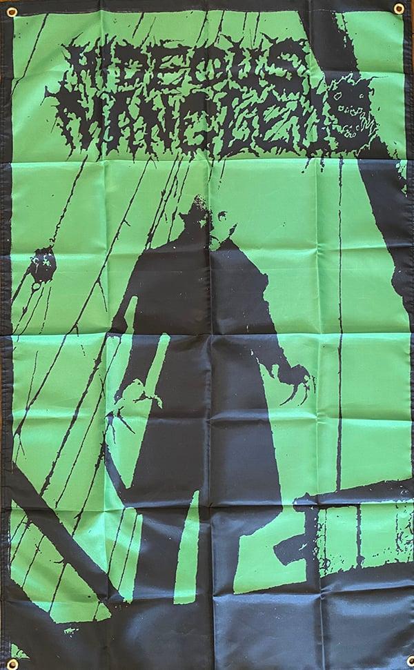 Image of Hideous Mangleus  - Banner / Tapestry / Flag