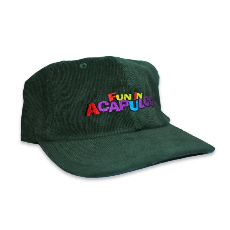 Image of Acapulco Cap Green