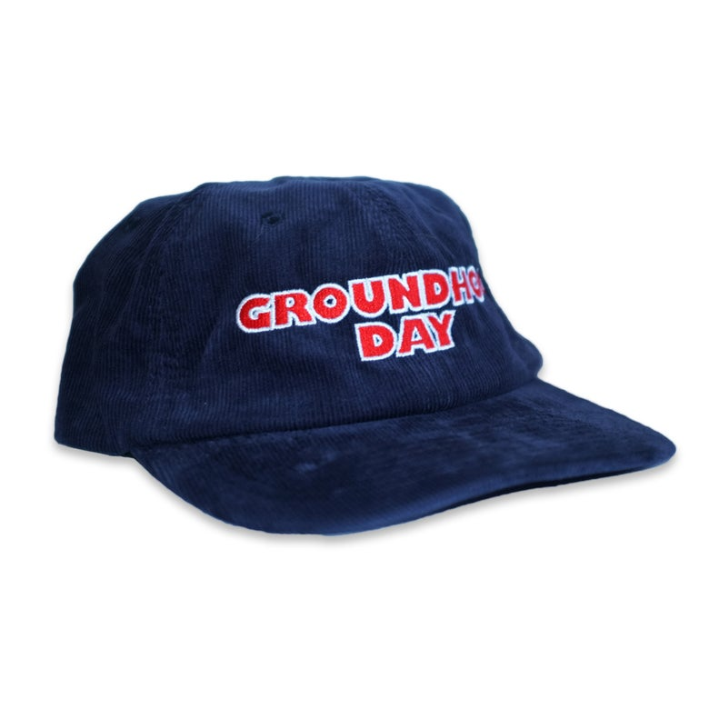 Image of Groundhog Cap Navy
