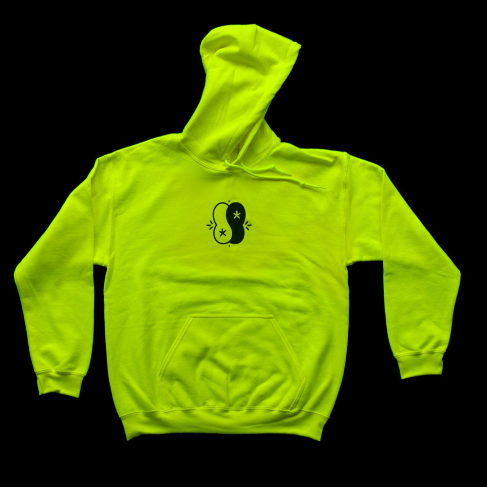 THE DUAL - HOODED SWEAT