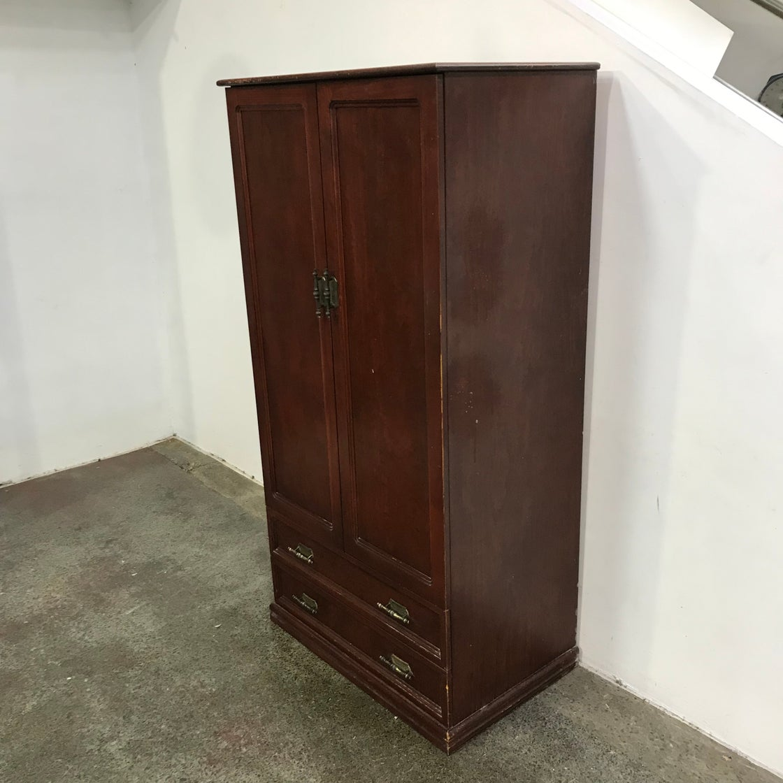 Image of TWO DOOR WARDROBE