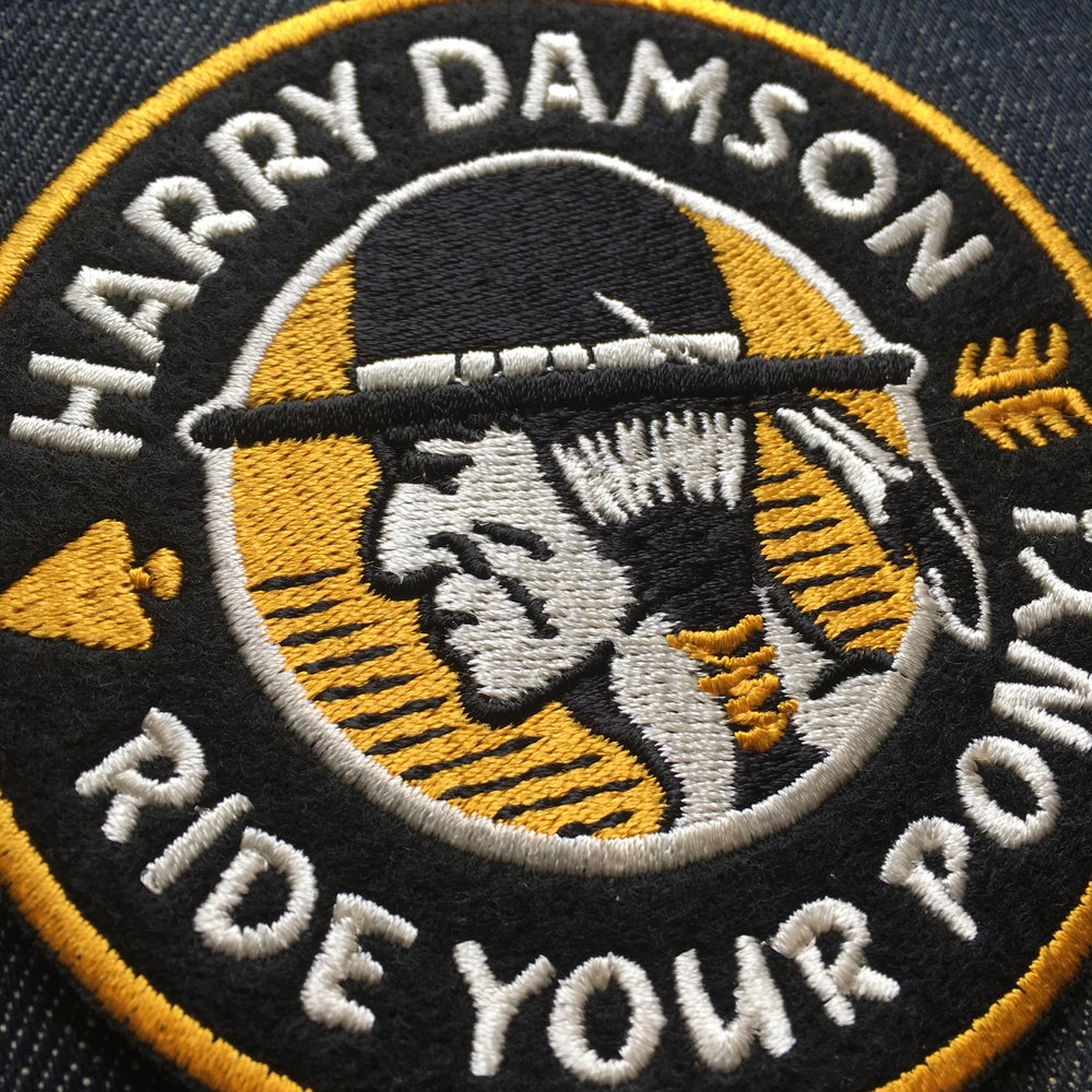 "Image of ""RIDE YOUR PONY!"" PATCH"