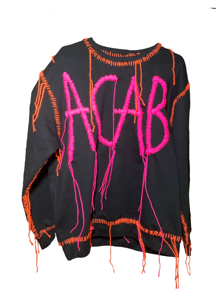 Image of FOREVER ACAB JUMPER