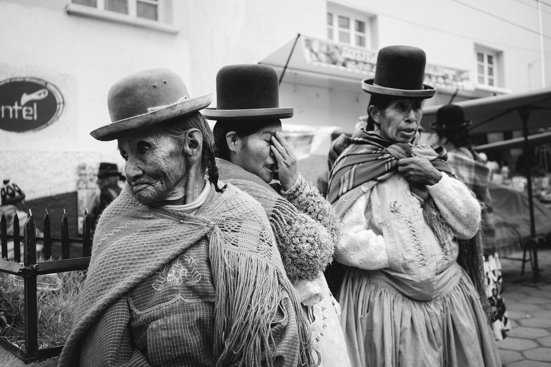 Women in Bowler Hats