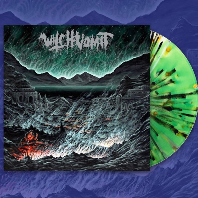 """Image of """"Buried Deep in a Bottomless Grave"""" LP"""