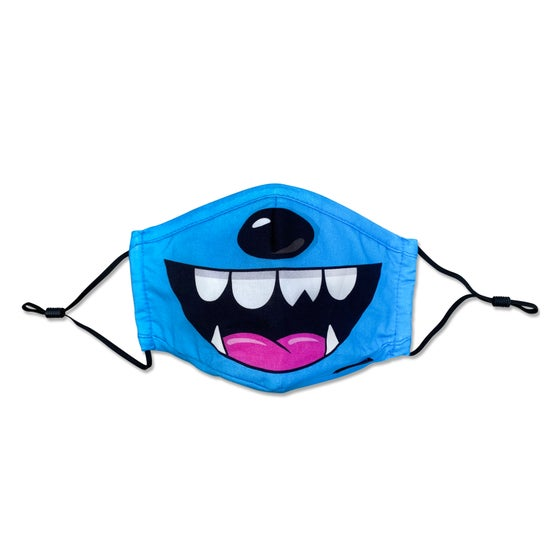 Image of LOUDMASK (blue)