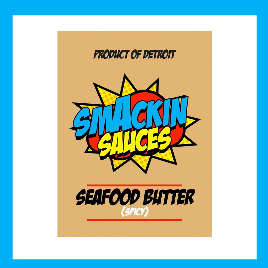 Image of Seafood Butter (spicy)