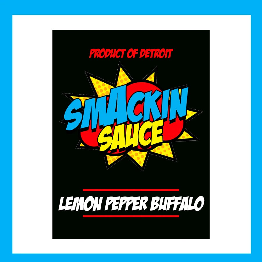 Image of Lemon Pepper Buffalo