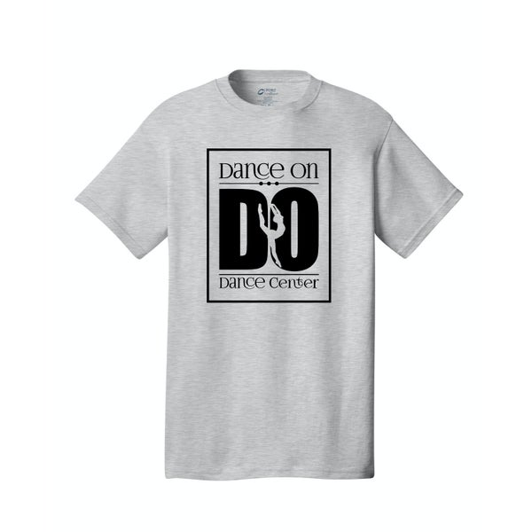 Image of Classic DODC Black and Grey T-Shirt