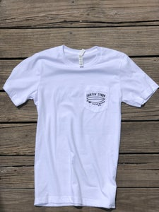 Image of NEW // Pocket Tee - White