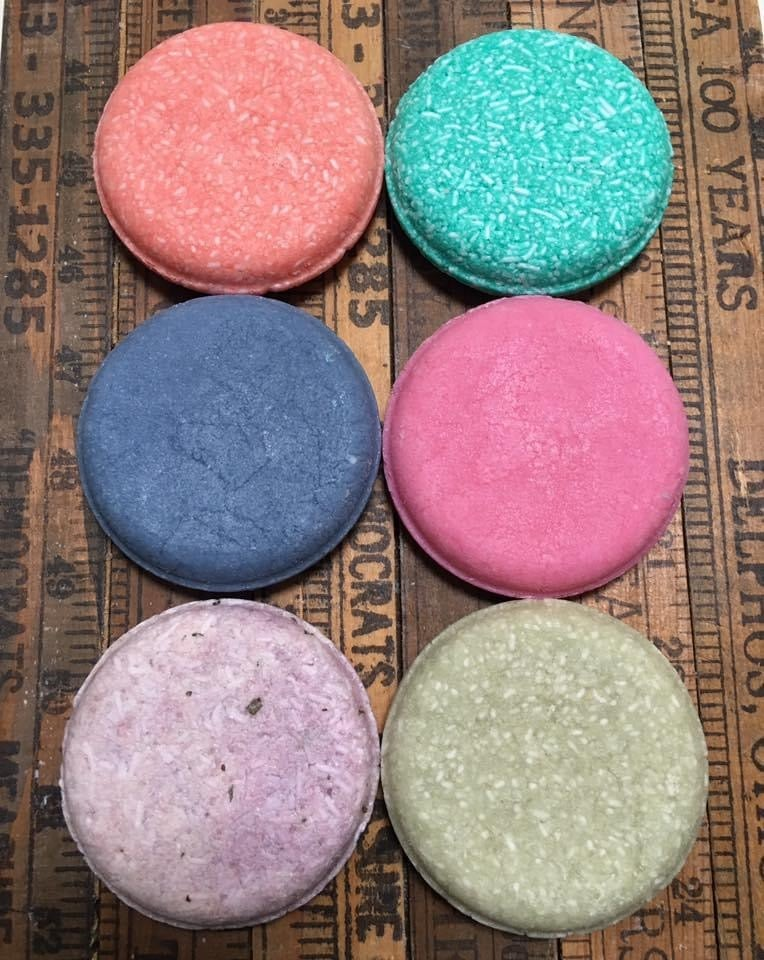 Image of Solid Shampoo Bars