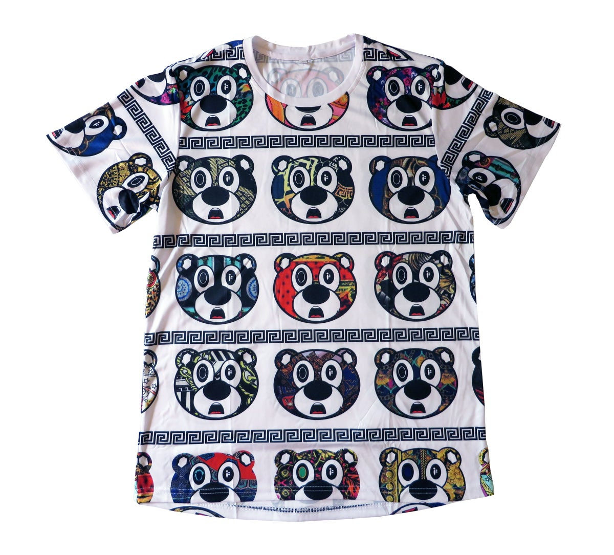 Sace Bear Shirt (White)