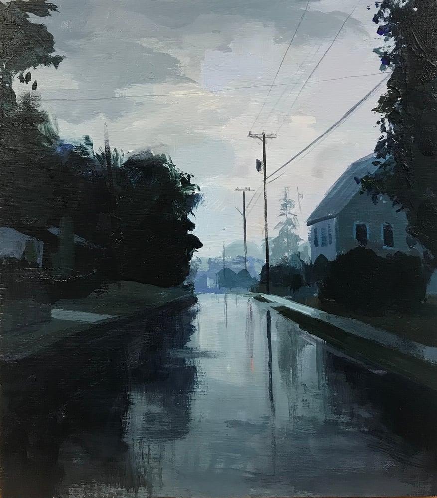 Image of Early June Rain