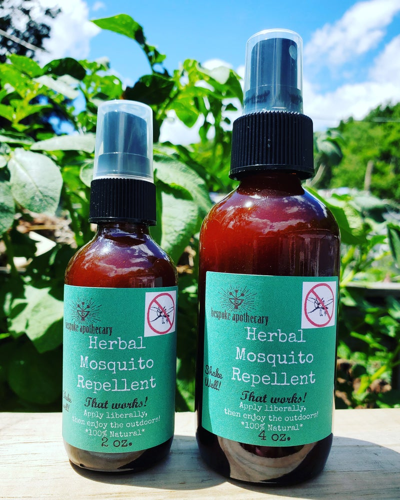 Image of NEW and ON SALE~ Herbal Mosquito Repellent THAT WORKS!!