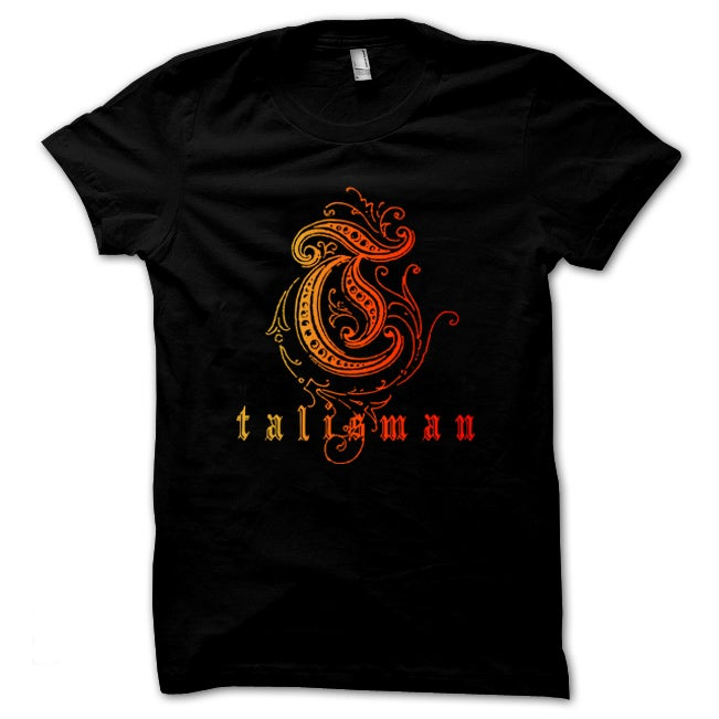 Image of Talisman - Black Premium T- shirt