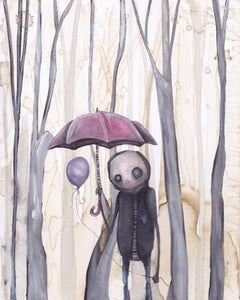 Image of Feels Like Rain PRINT