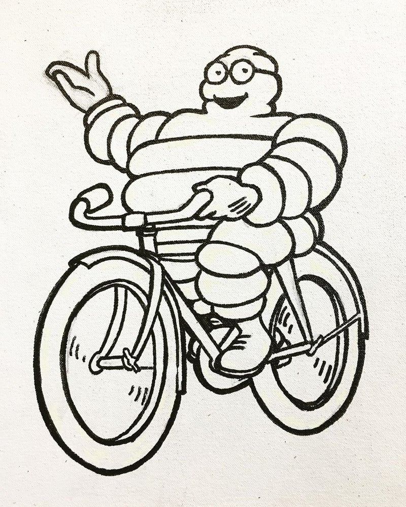 Image of Michelin Man