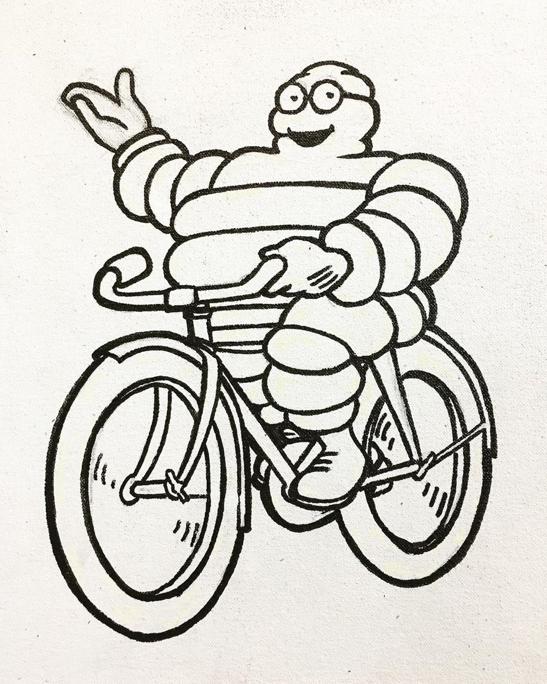 Image of Michelin Man
