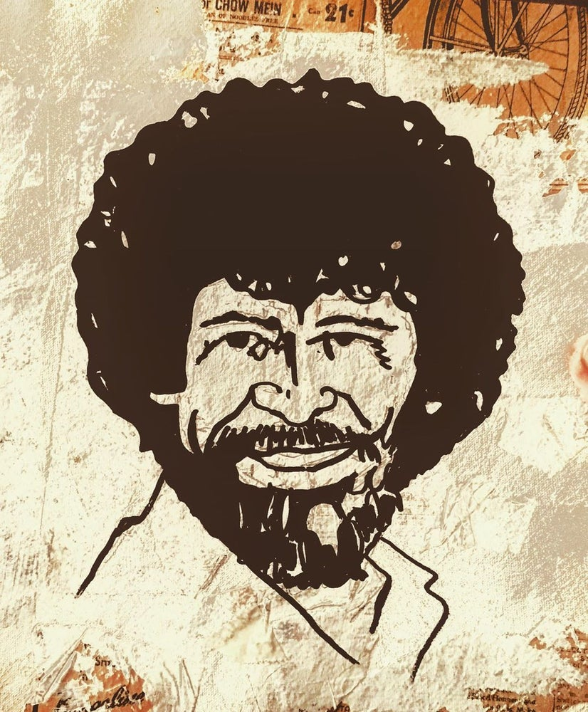 Image of Bob Ross