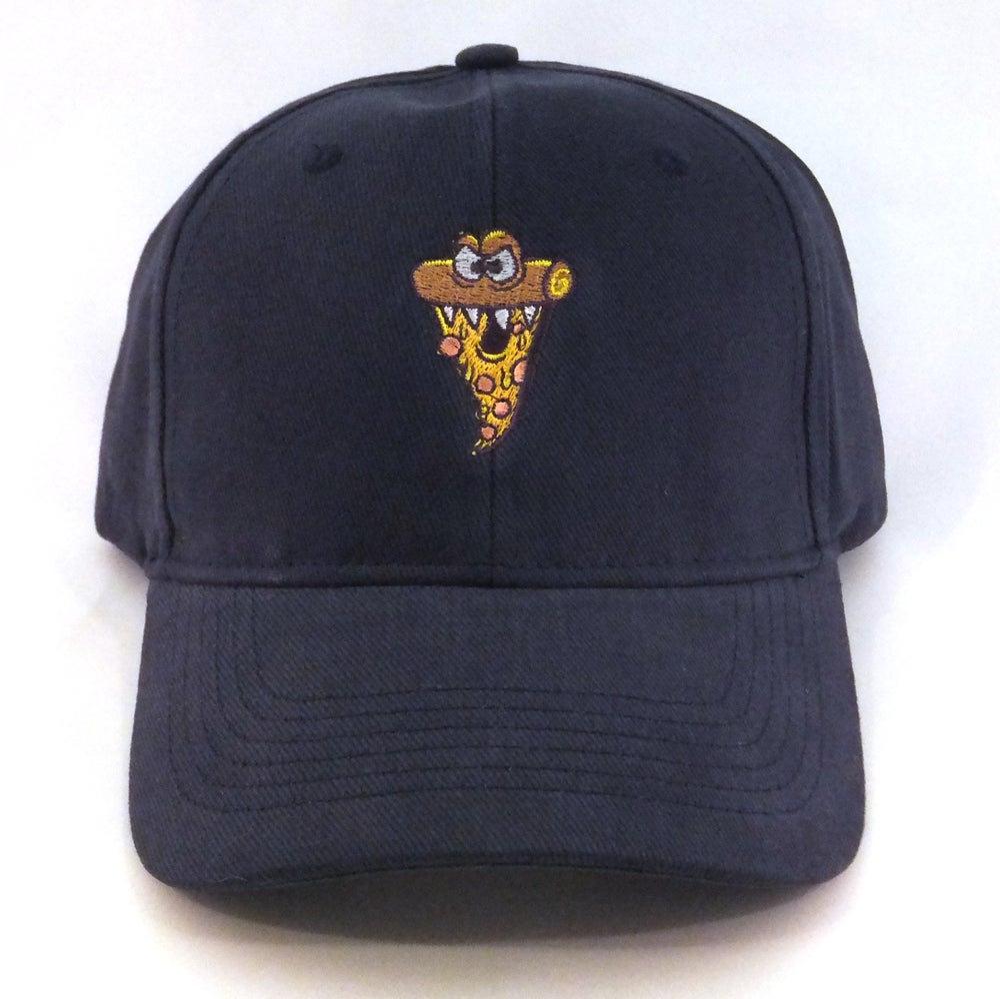 Pizza Monster Hat