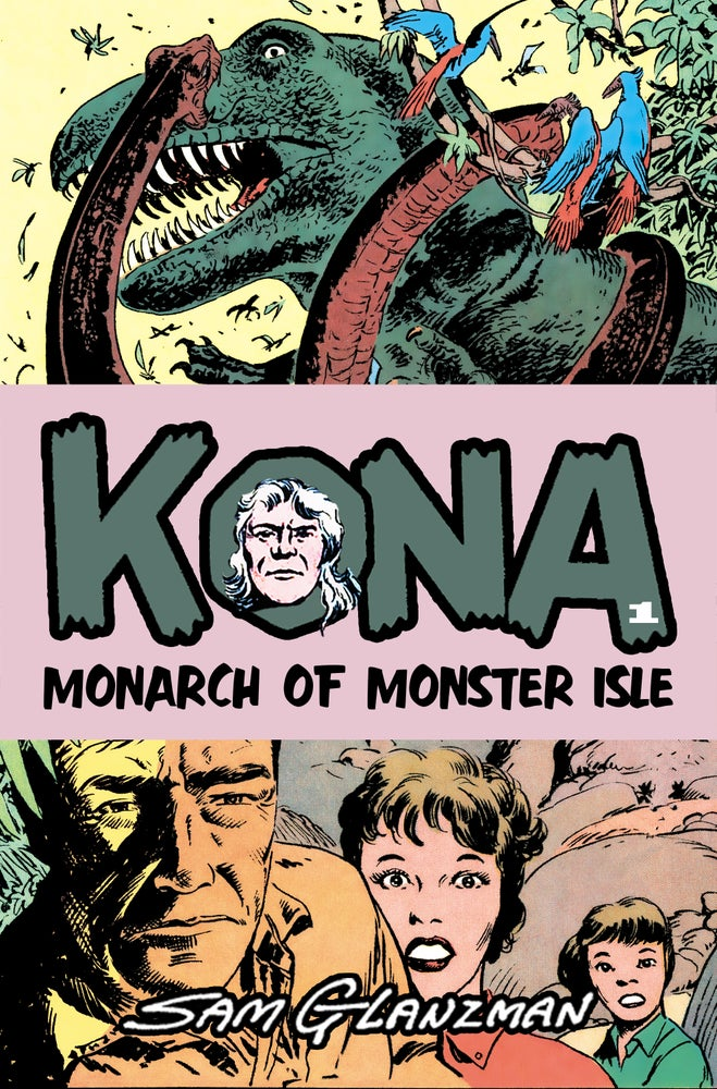 Image of KONA: MONARCH OF MONSTER ISLE #1