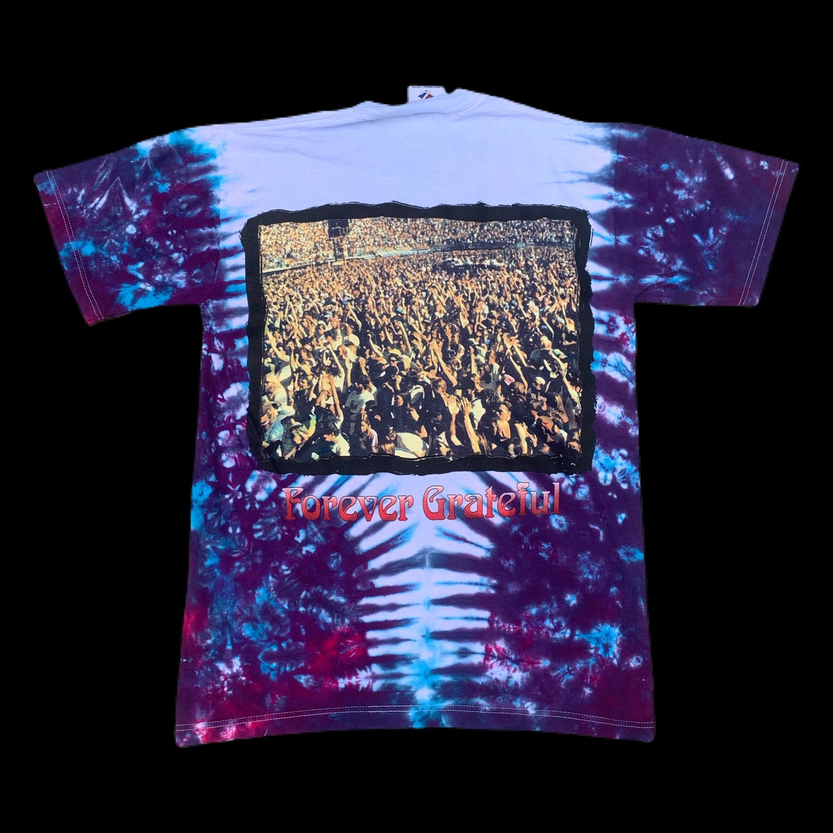 Original Vintage Grateful Dead 90's Dye! - Small
