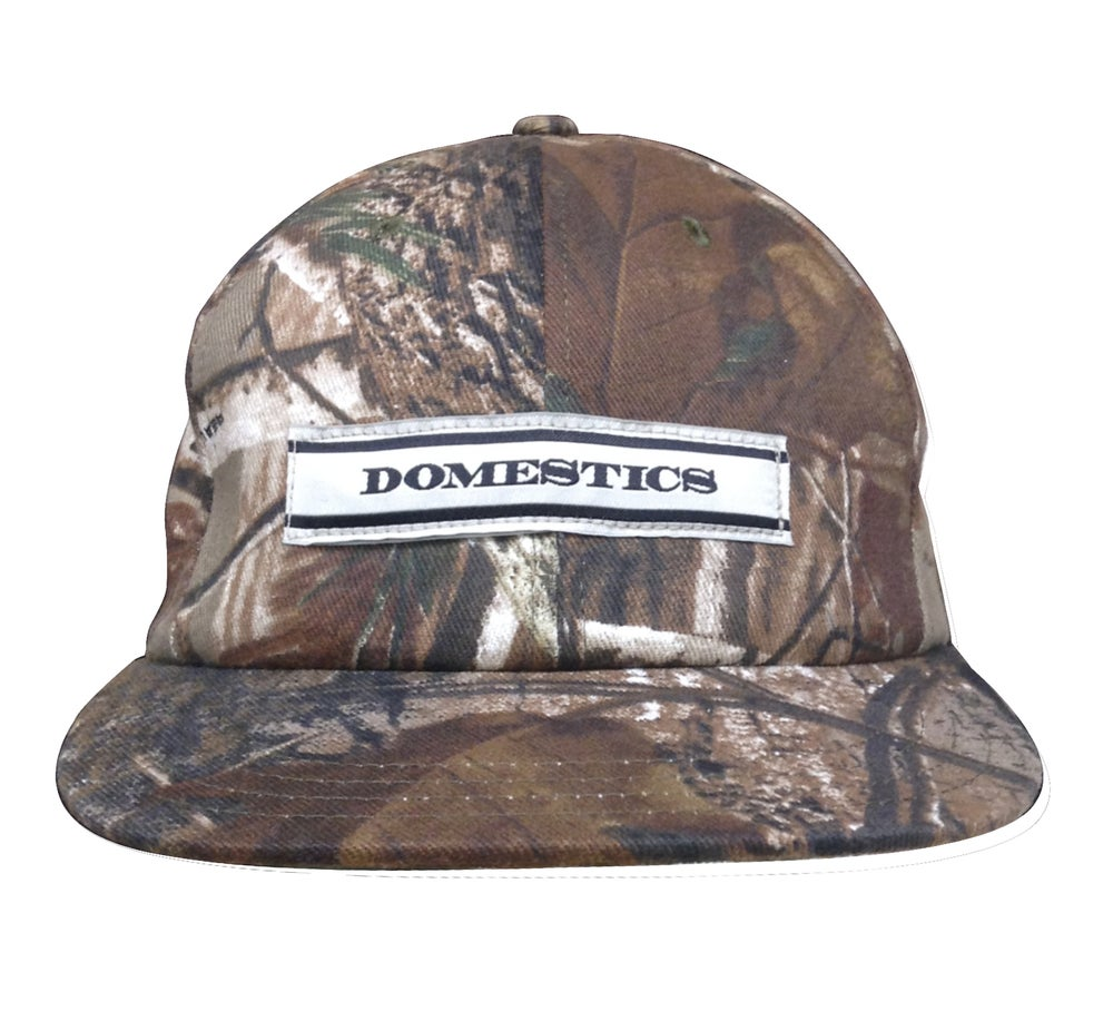 Image of DOMEstics Tree Camo Hat