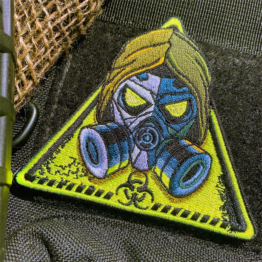 Image of Biohazard Patch